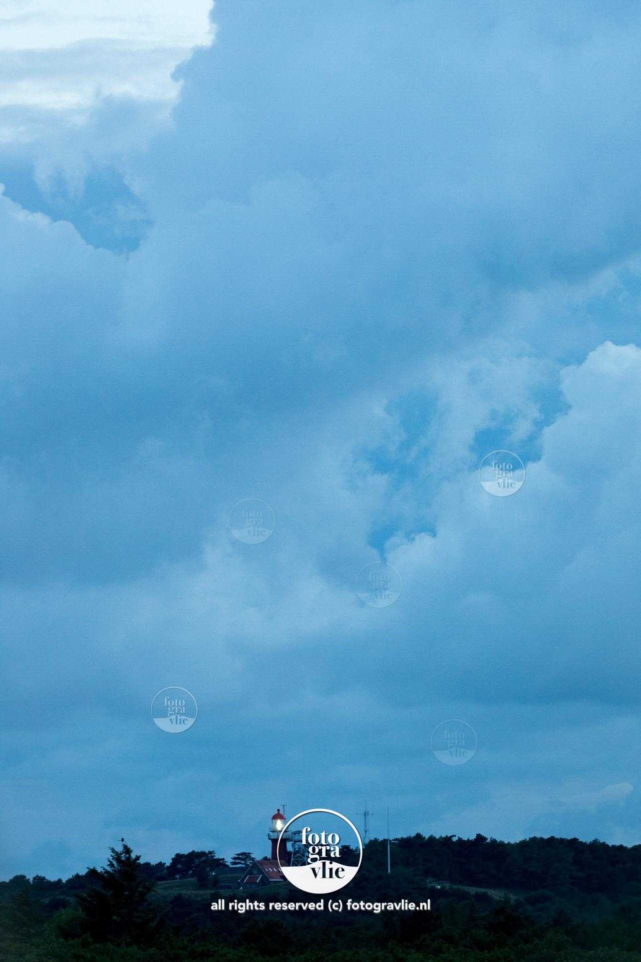 Wolkenlucht Vlieland