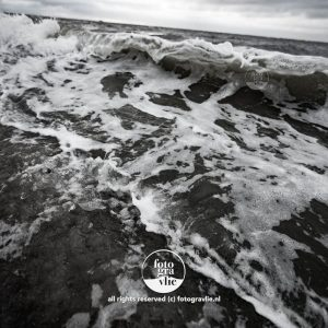 golven noordzee Vlieland foto - fotograaf vlieland - portfolio fotogravlie